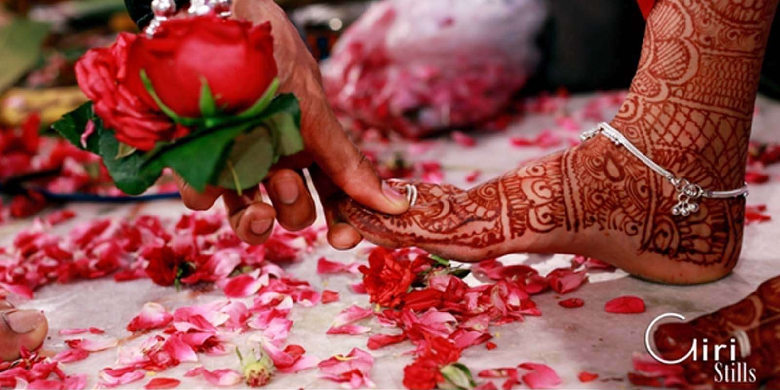 Why Do Brides Wear Toe Rings In Wedding In India? Inside Most Current Wedding Toe Rings (View 13 of 15)