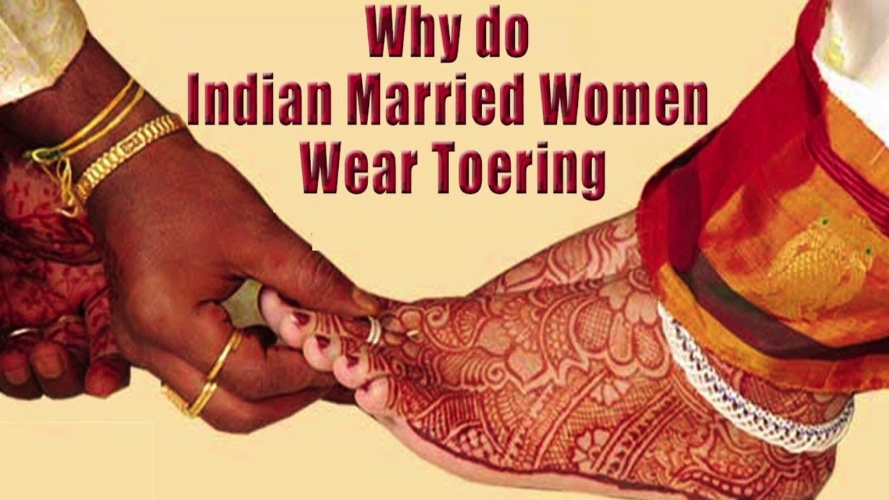 Why Do Indian Married Women Wear Toe Rings? – Why We Do What We Do With Most Up To Date Toe Rings For Women (View 5 of 15)