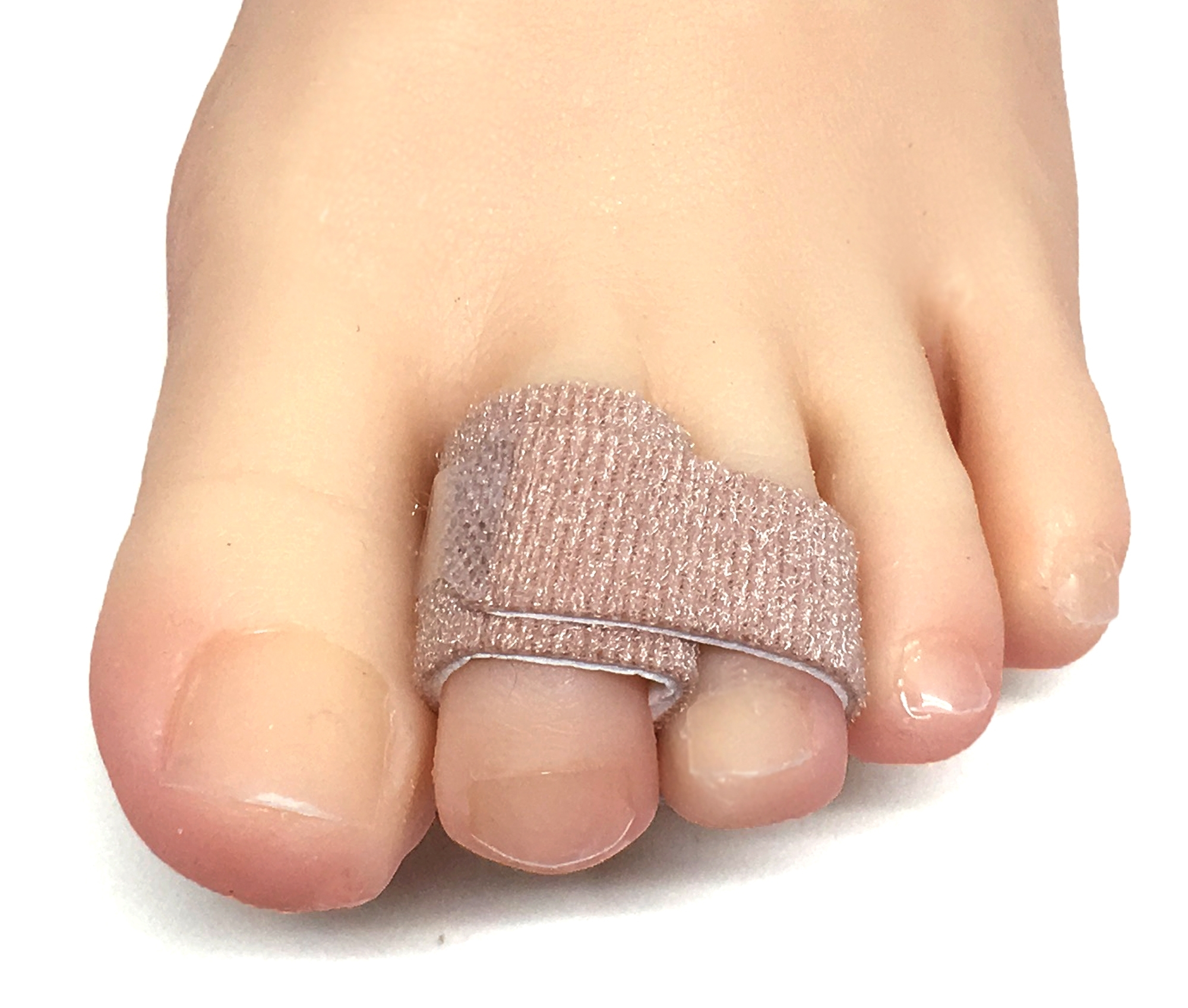 Zentoes Broken Toe Wraps 4 Pack Cushioned Bandages Hammer Toe In Most Up To Date Adelaide Toe Rings (View 15 of 15)