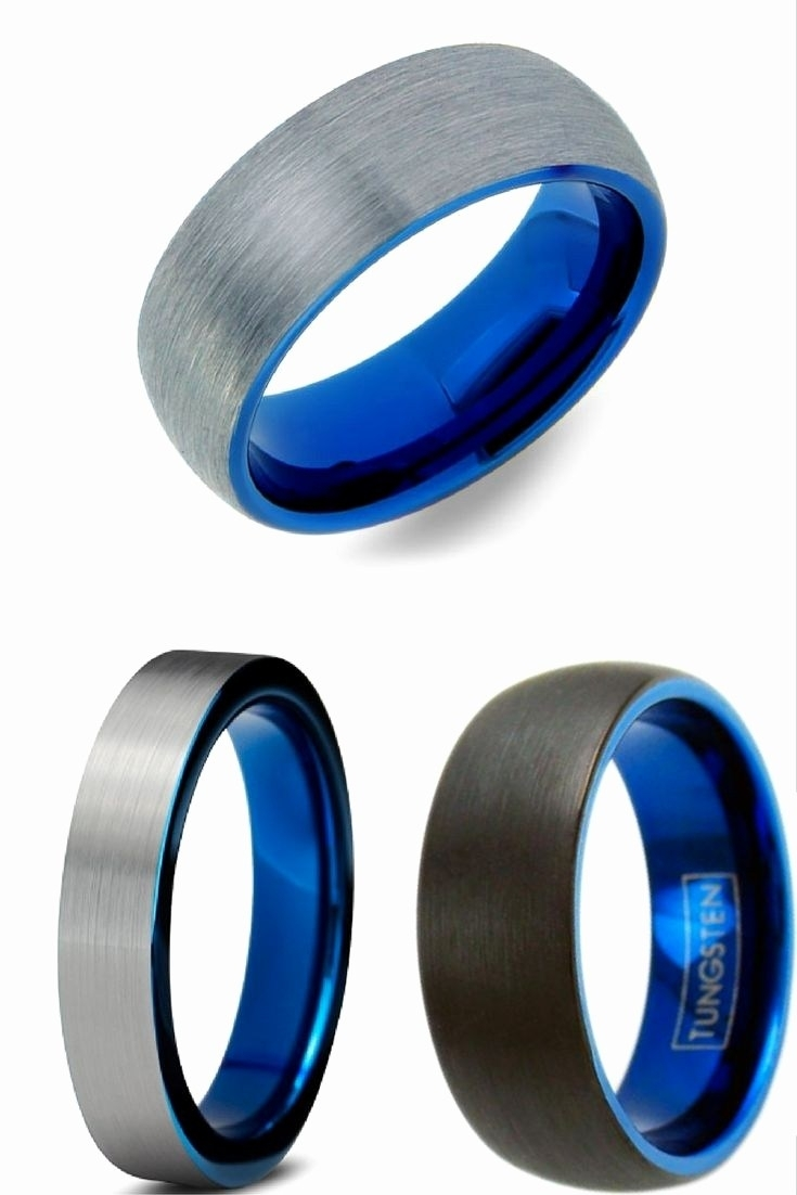 47 Ordinary Cool Wedding Bands For Him – The Jewelry Within Current Guys Wedding Bands (View 6 of 15)