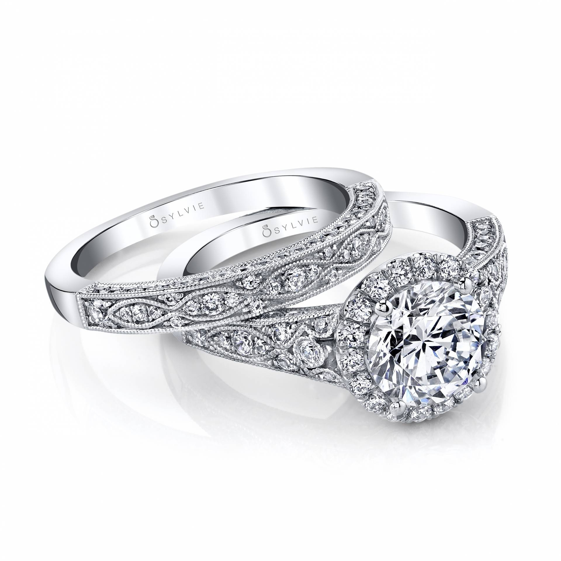 Vintage Engagement Rings | Antique Engagement Rings In Current Vintage Style Diamond Anniversary Rings (View 13 of 15)
