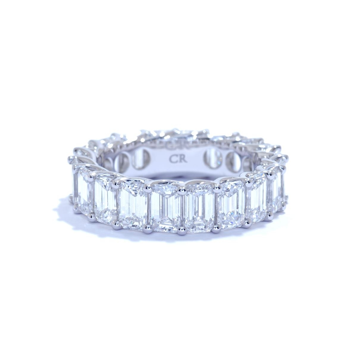 Wedding Bands – Ascot Diamonds Regarding Most Recently Released Baguette Diamond Twist Wedding Bands (View 15 of 15)