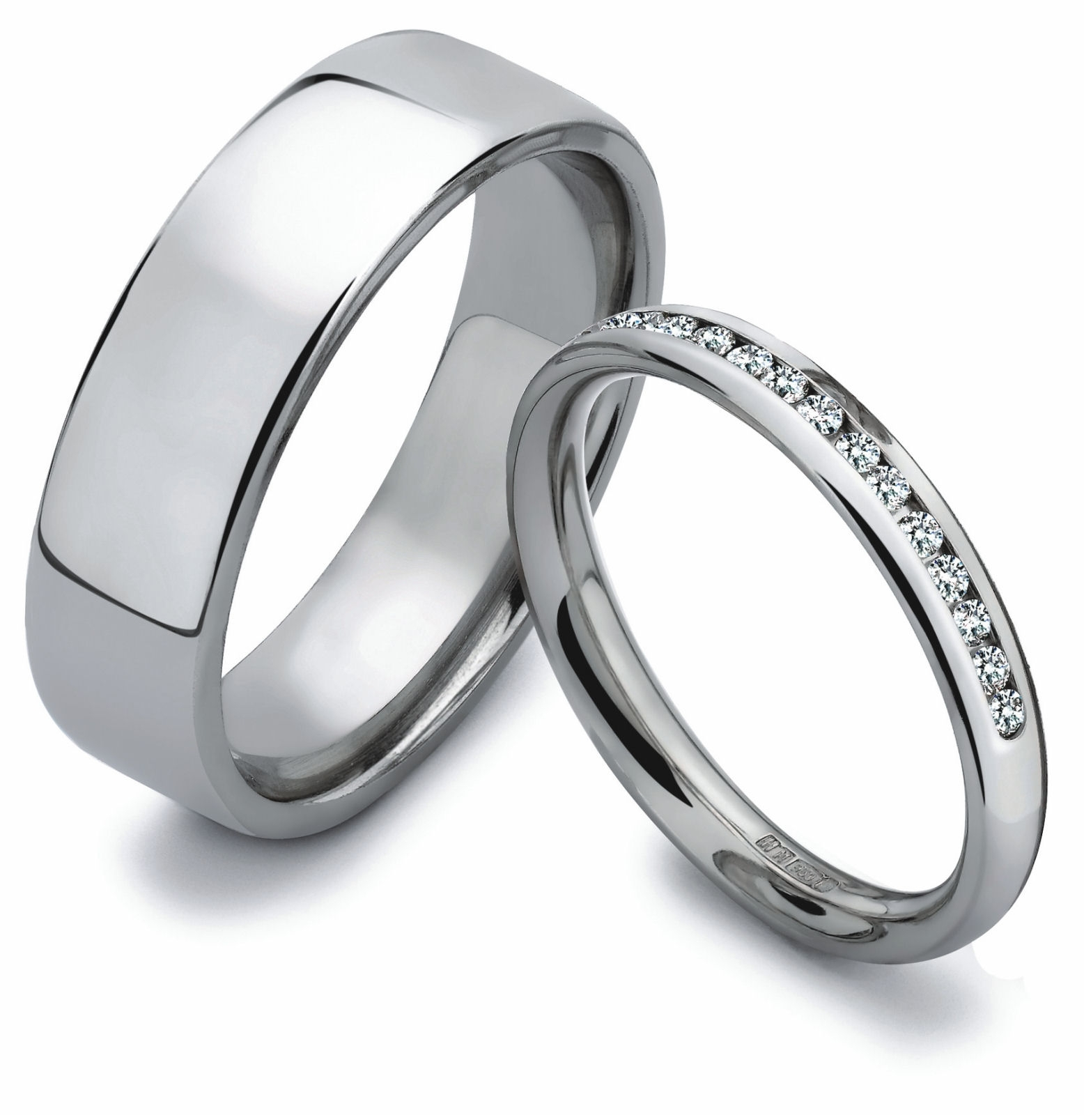 Wedding Bands: Wedding Bands For Her And Her In Newest His And Her Wedding Bands Sets (View 13 of 15)