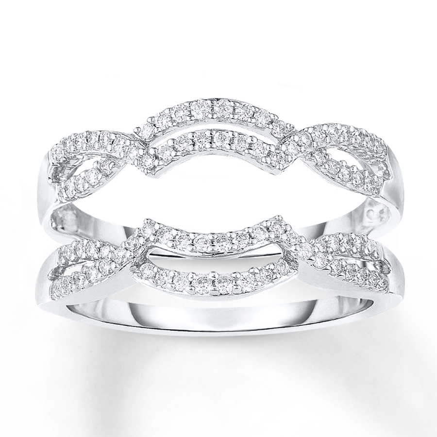 Wedding Ring Enhancers For Round Cut – Image Wedding Ring Imagemag (View 15 of 15)