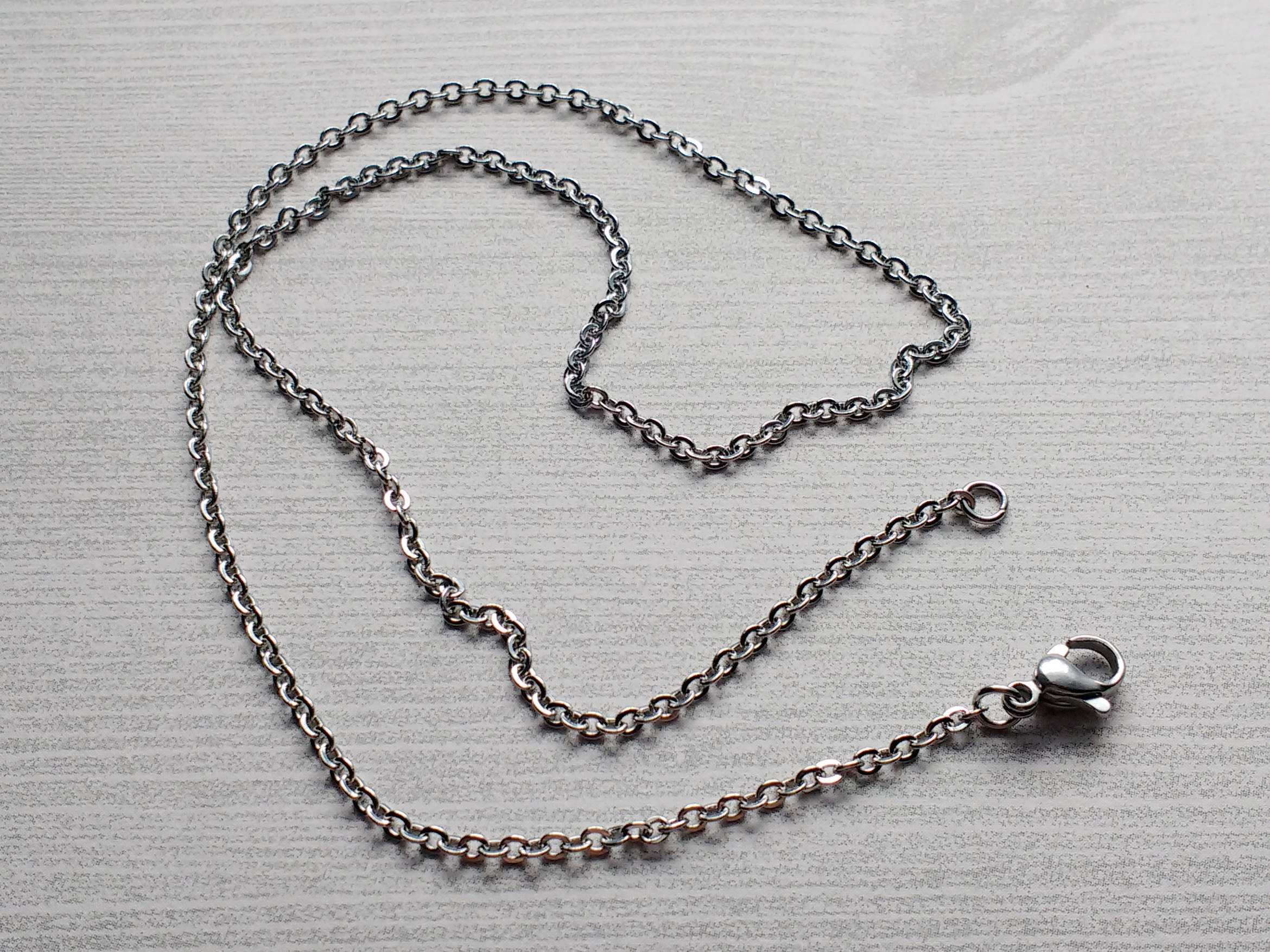10 Cable Chain Necklaces (View 21 of 25)