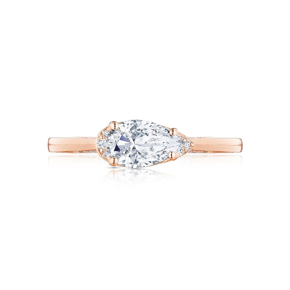 10 Engagement Ring Styles And Trends For 2018 That Will Be Pertaining To Current Diamond Vintage Style Anniversary Bands In Rose Gold (View 2 of 25)