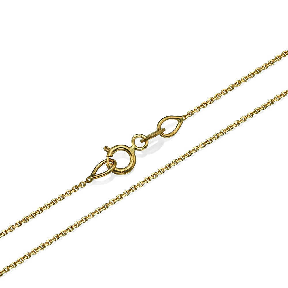 14K Gold Chain  (View 1 of 25)