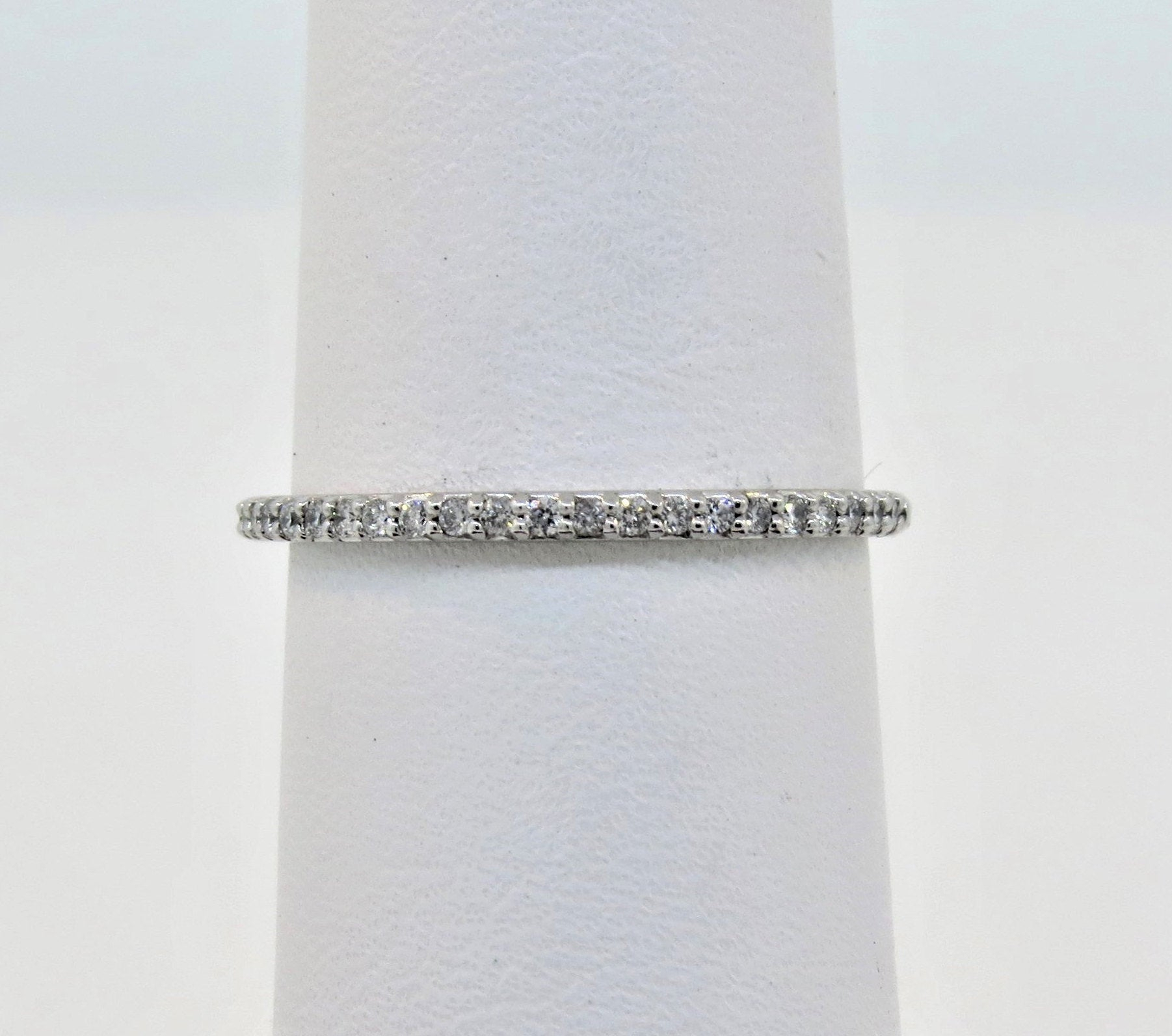 14k White Gold (View 16 of 25)