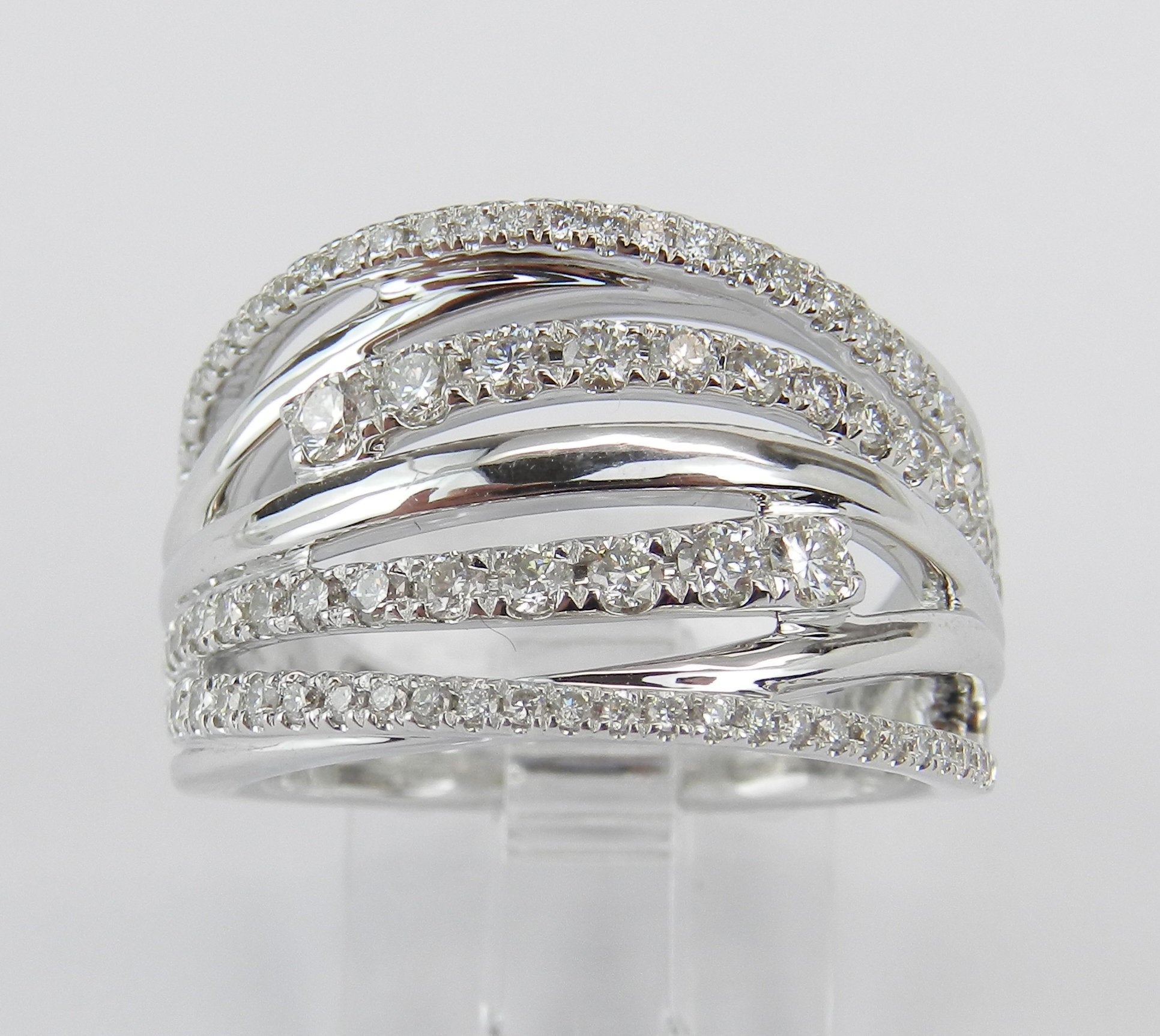 14k White Gold (View 17 of 25)