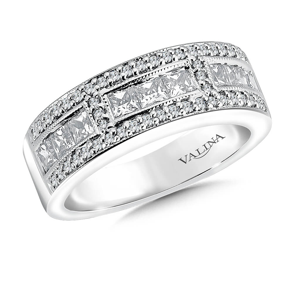 14K White Gold  (View 1 of 25)