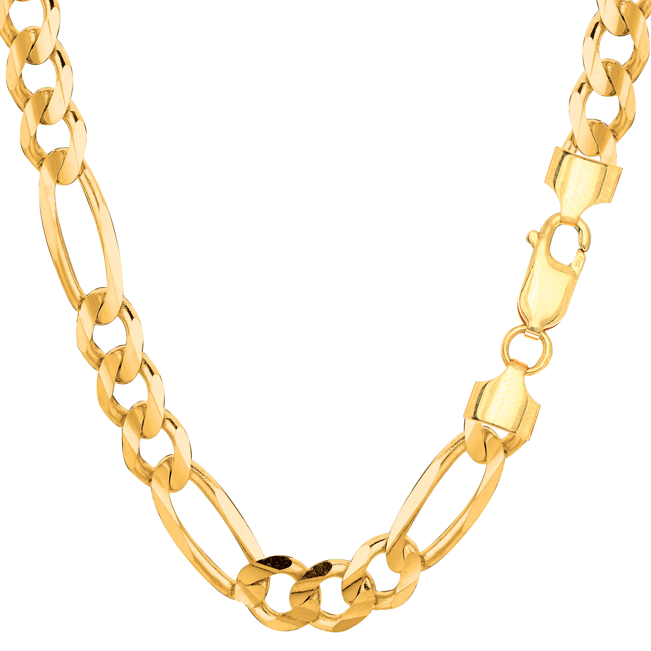 Featured Photo of Classic Figaro Chain Necklaces