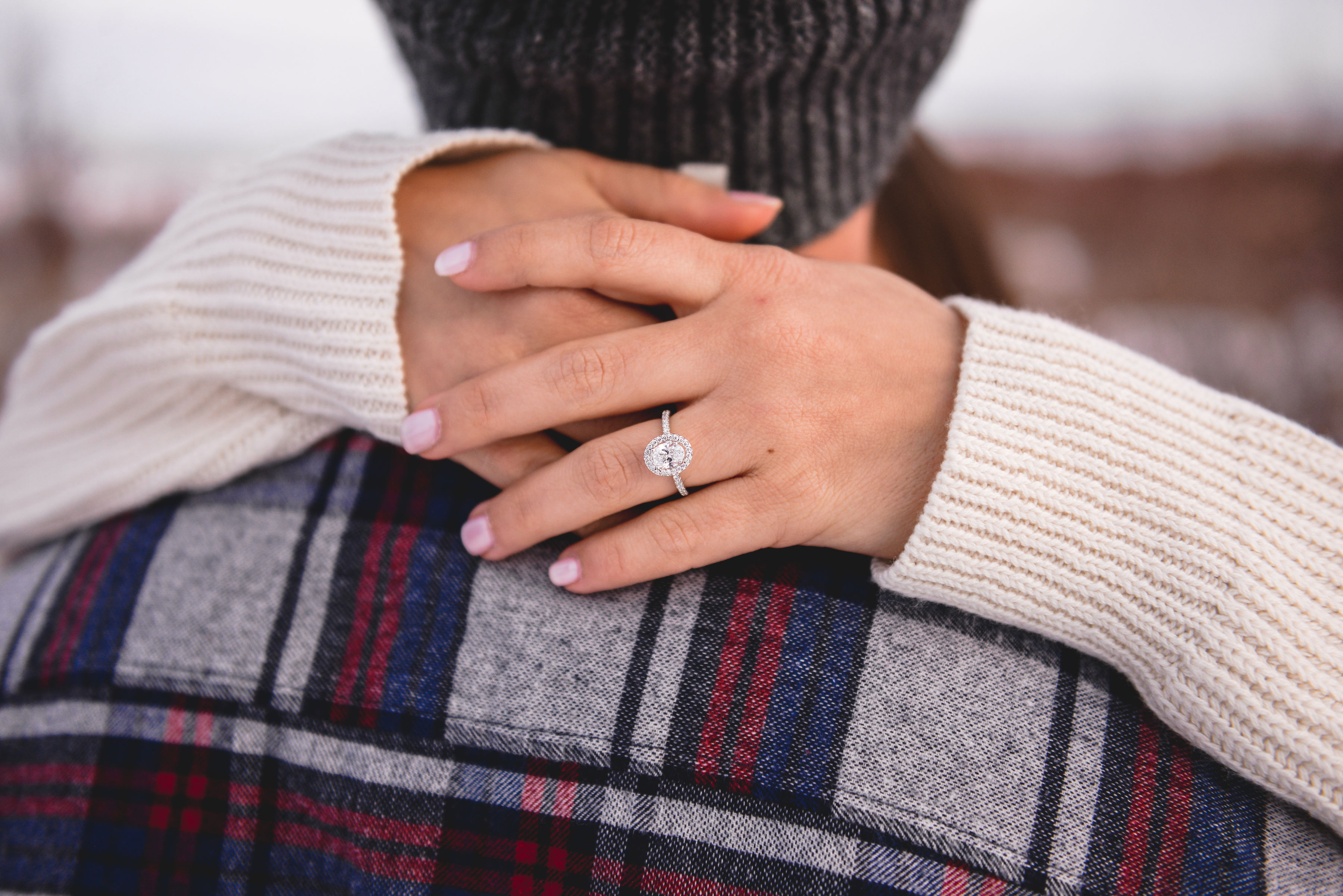 15 Heavenly Halo Engagement Rings | How They Asked With Regard To Most Recently Released Classic Sparkle Halo Rings (View 12 of 25)