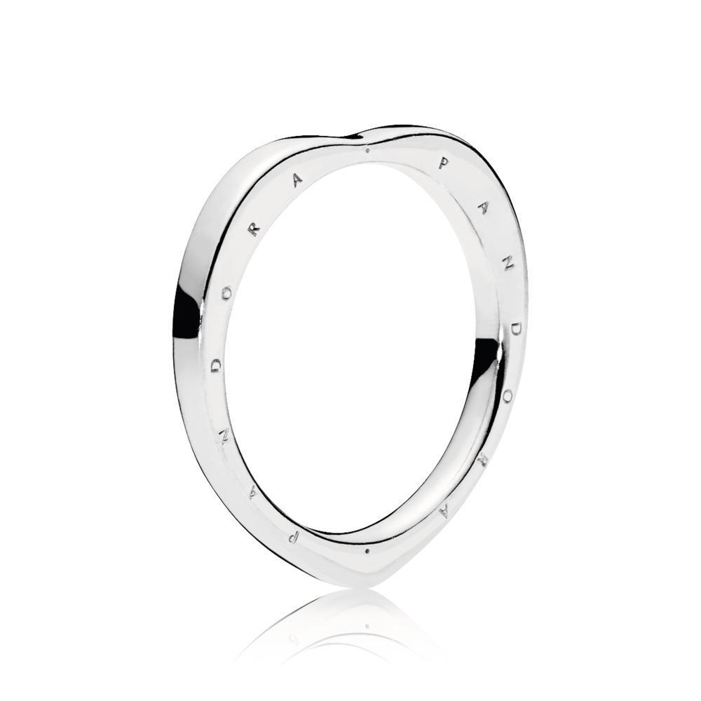 197379 Pandora Logo Heart Ring In Sterling Silver In 2019 | Jewelry With Regard To Latest Hearts & Pandora Logo Rings (View 1 of 25)