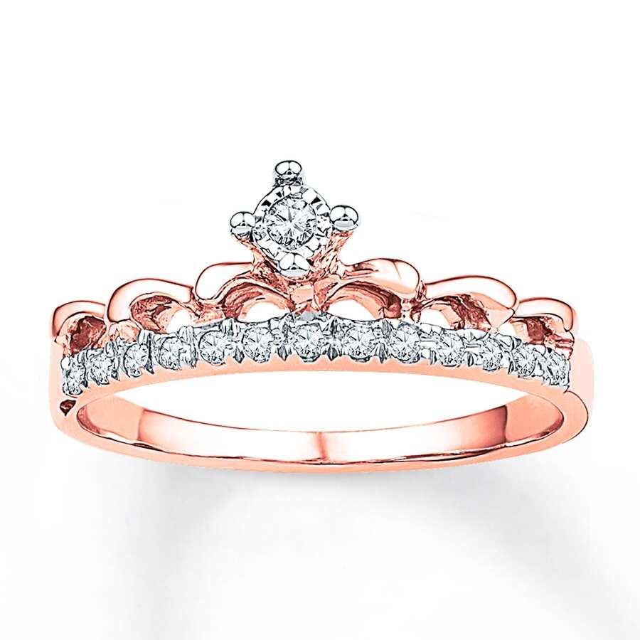 38 Majestic Pandora Princess Tiara Ring Rose Gold – This Mommy Gig Within 2018 Princess Tiara Crown Rings (View 16 of 25)