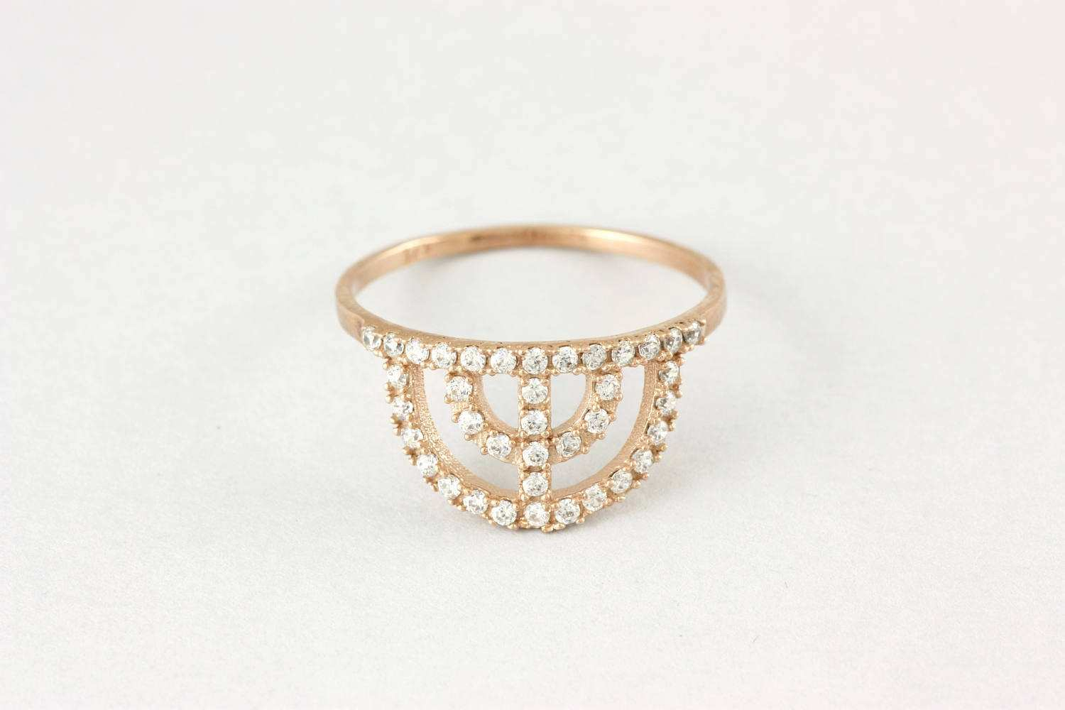 42 Simple Rose Gold Ring Crown – This Mommy Gig Inside Most Recently Released Geometric Crown Rings (Gallery 15 of 15)