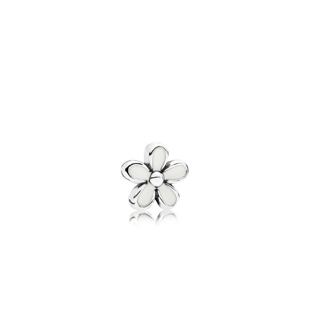792172En12 Daisy Petite Element | Products | Locket Charms, Pandora Pertaining To Most Current Sparkling Daisy Flower Locket Element Necklaces (View 6 of 25)
