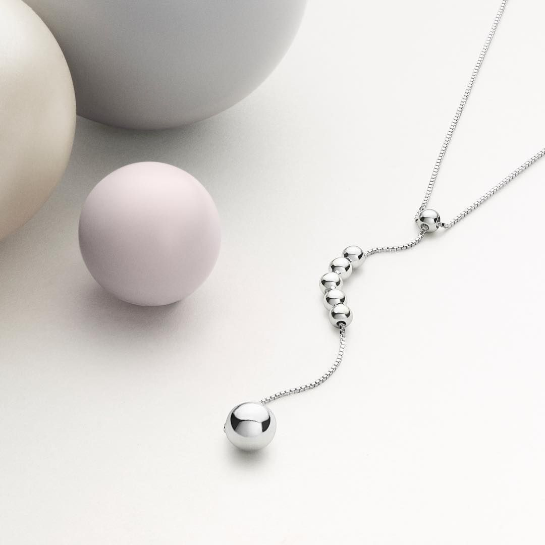 Featured Photo of String Of Beads Y Necklaces