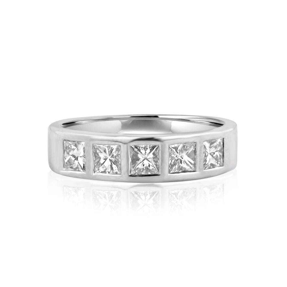 Avanti 18ct White Gold (View 16 of 25)