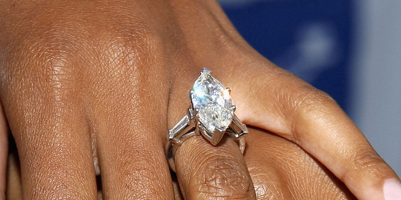 Beautiful Alternative Options To A Traditional Engagement Ring – Insider Throughout Most Popular Sparkling Butterfly Open Rings (View 24 of 25)