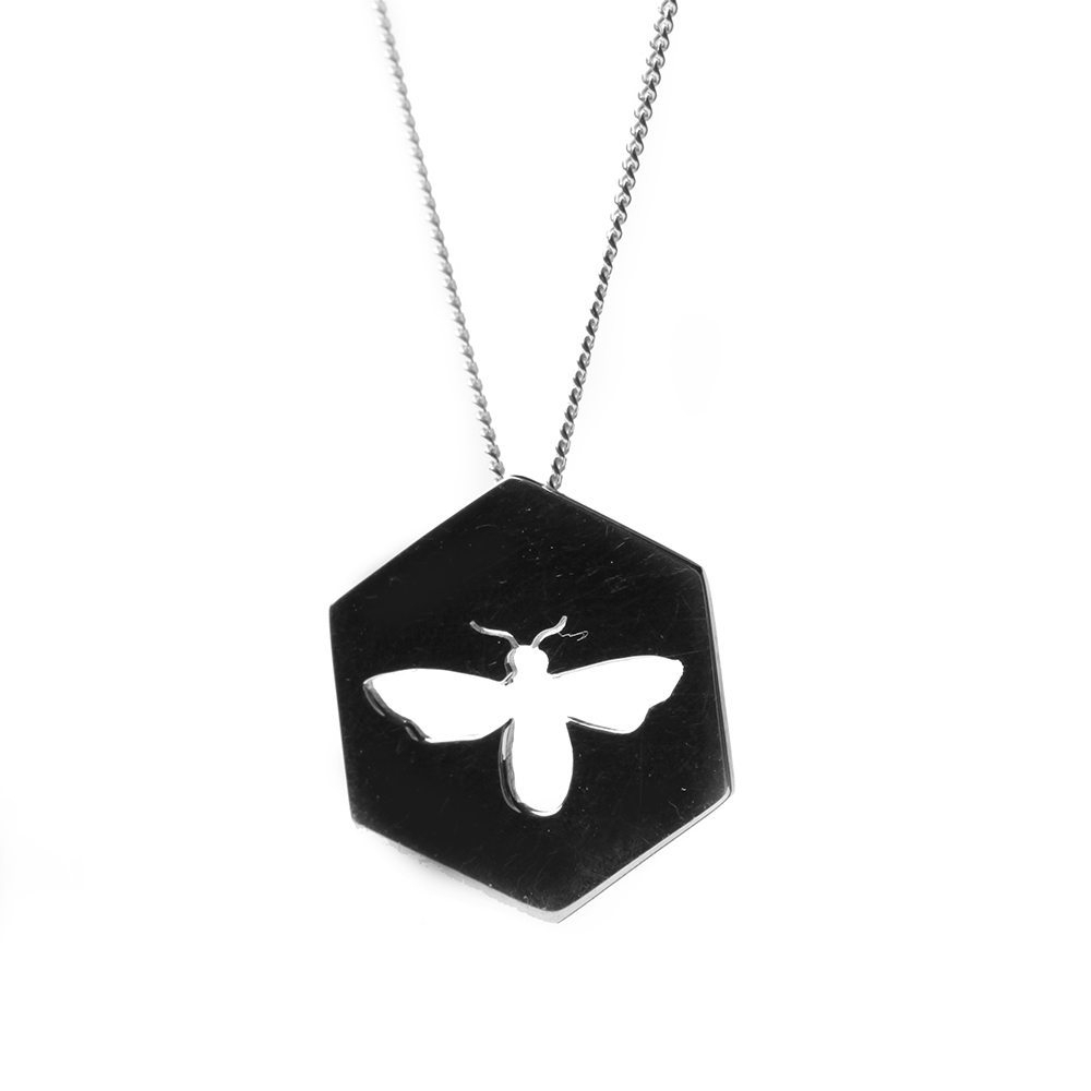 Featured Photo of Bee Locket Element Necklaces