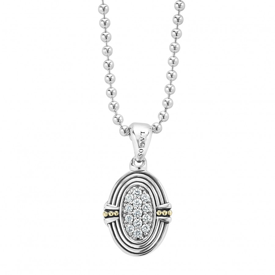 Beloved Locket Pendant Necklace Throughout Most Current Sparkling Infinity Locket Element Necklaces (View 4 of 25)