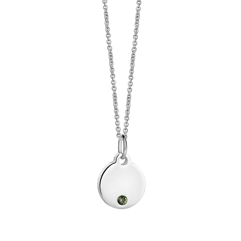 Birthstone Pendant August For Newest August Droplet Pendant Necklaces (Gallery 12 of 25)