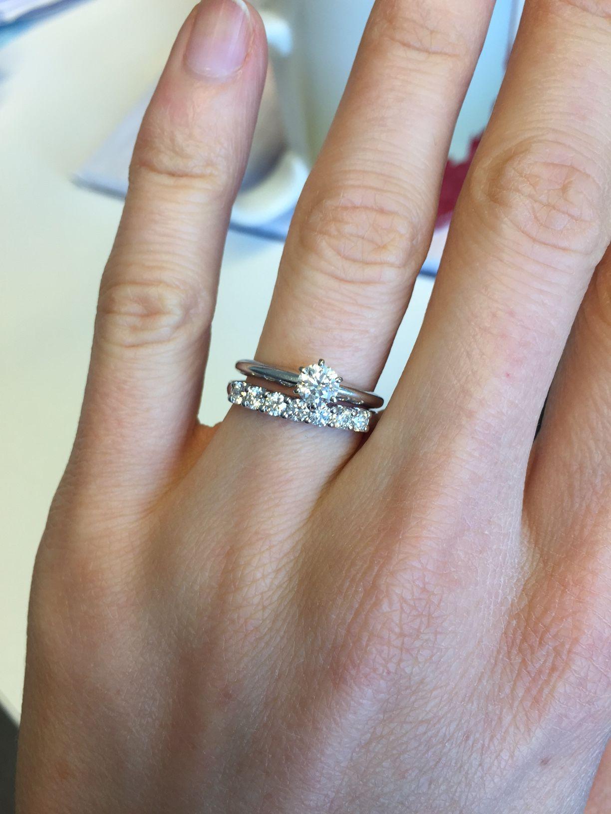 Bn Luna 7 Stone … | Wedding Day (View 13 of 25)