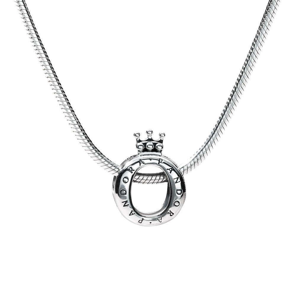 Buy Authentic Pandora Crown Necklace Set Rau0485 During Christmas Within Most Current Pandora Lockets Crown O Necklaces (View 5 of 25)