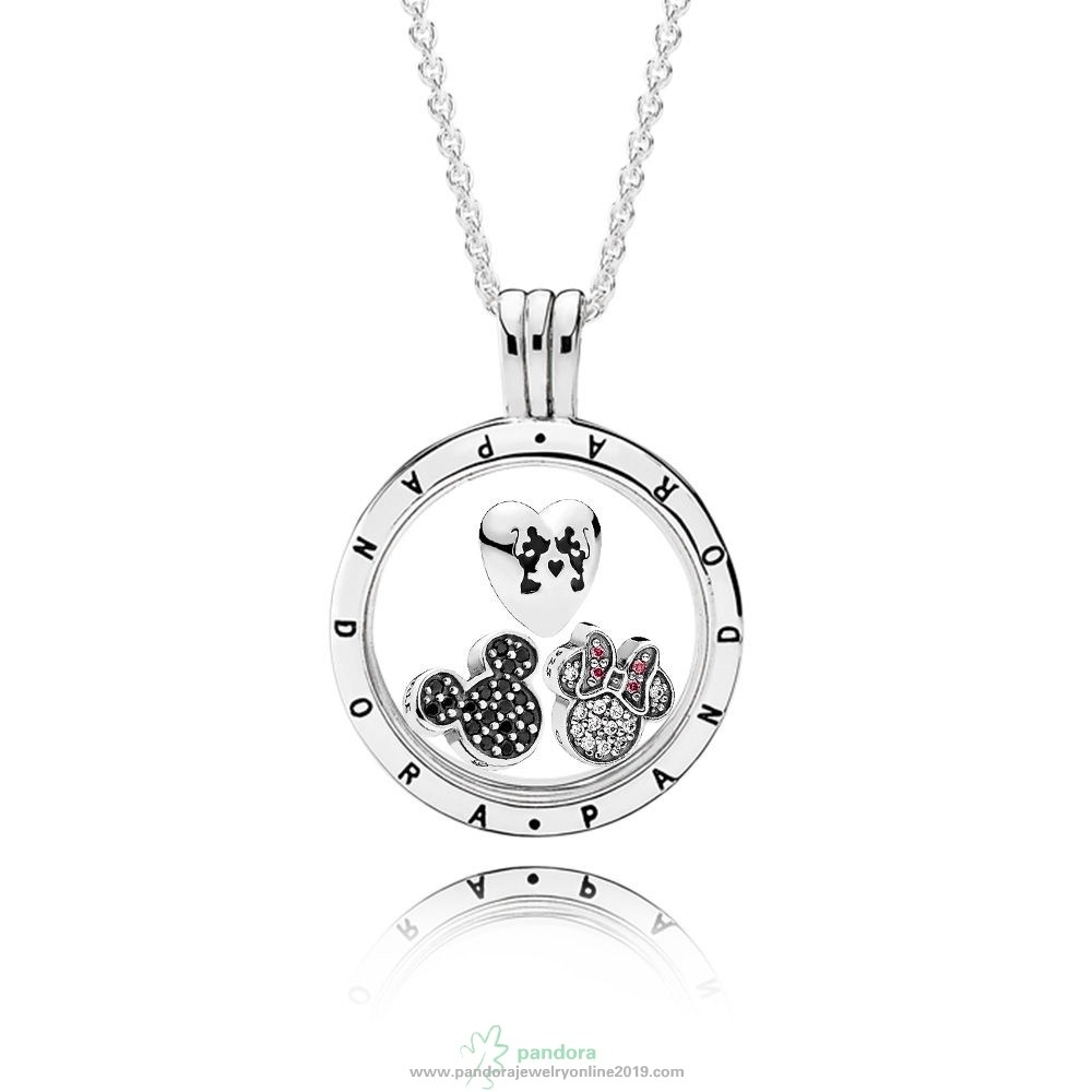 Buy Pandora Silver Petite Memories 2019 | Discount Online With 2019 Pandora Lockets Sparkling Necklaces (Gallery 8 of 25)