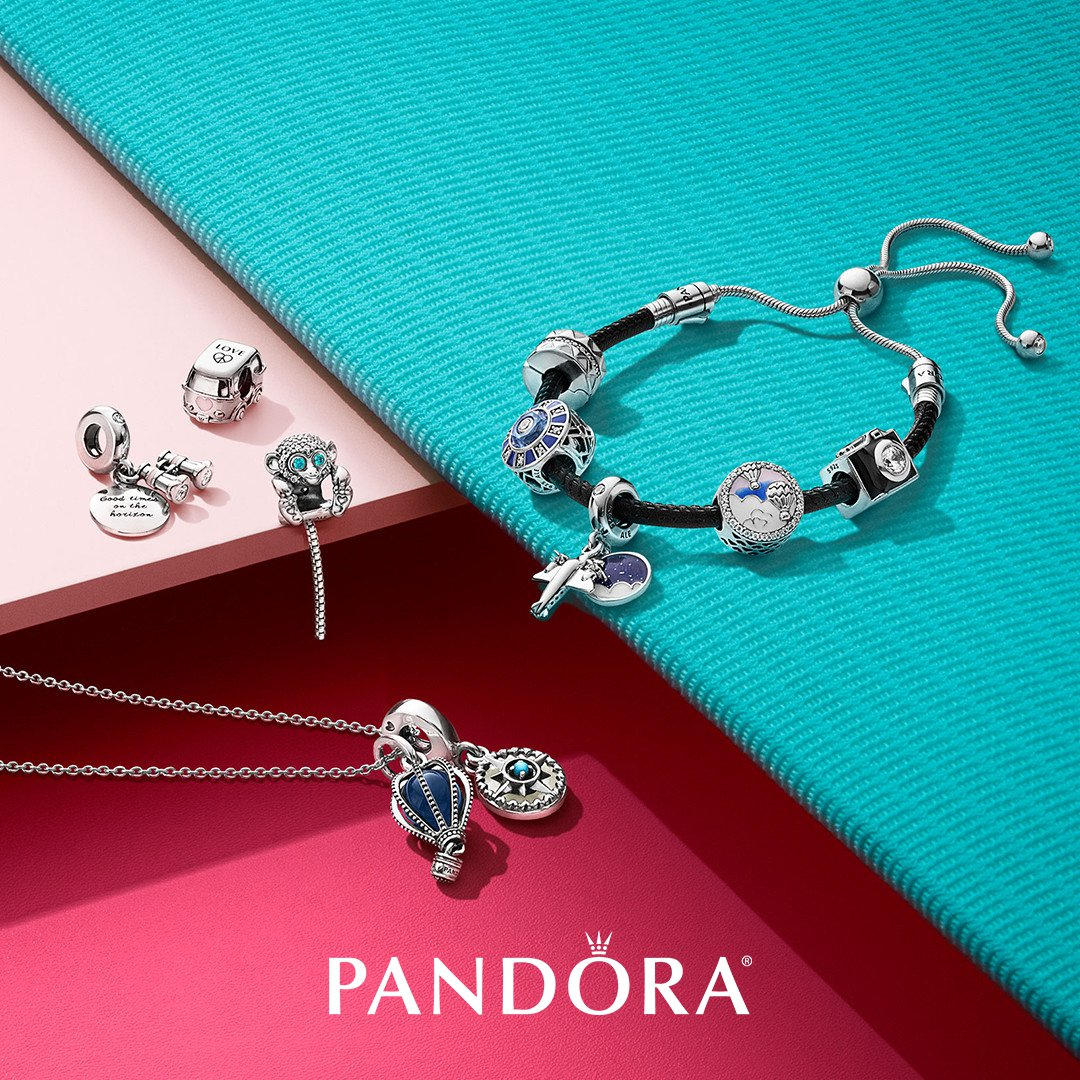Certified Pandora Jewelry Retailer | Pandora® Mall Of America Intended For Most Popular Pandora Reflexions Mesh Choker Necklaces (View 20 of 25)