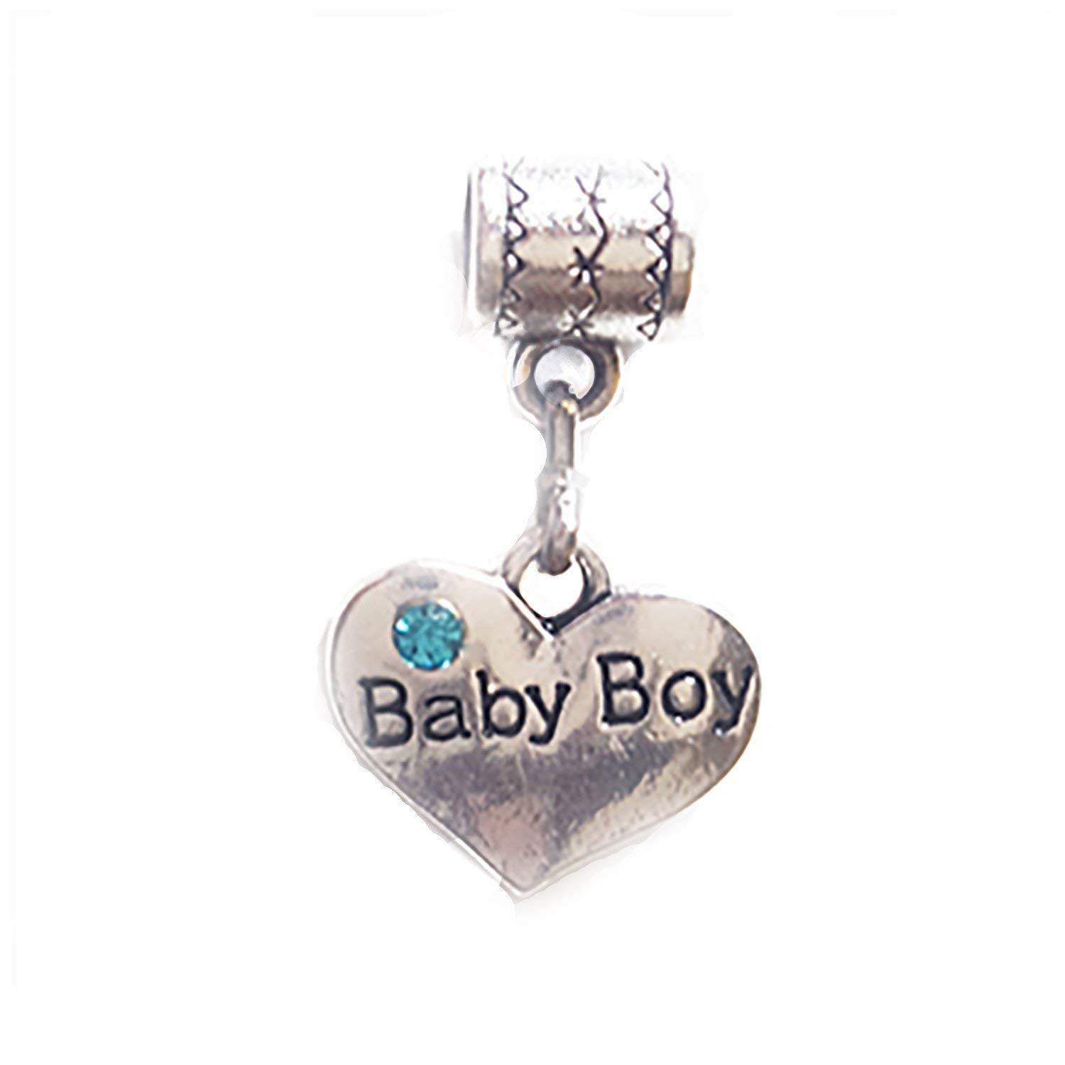 Cheap Blue Baby Charm, Find Blue Baby Charm Deals On Line At Alibaba Within 2019 Baby Blue Enamel Blue Heart Petite Locket Charm Necklaces (View 15 of 25)