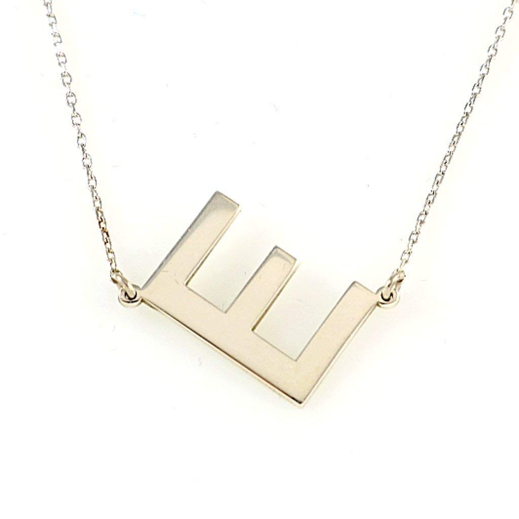 Cheap Gold Chain With Initial Pendant, Find Gold Chain With Initial With Latest Letter W Alphabet Locket Element Necklaces (View 3 of 25)