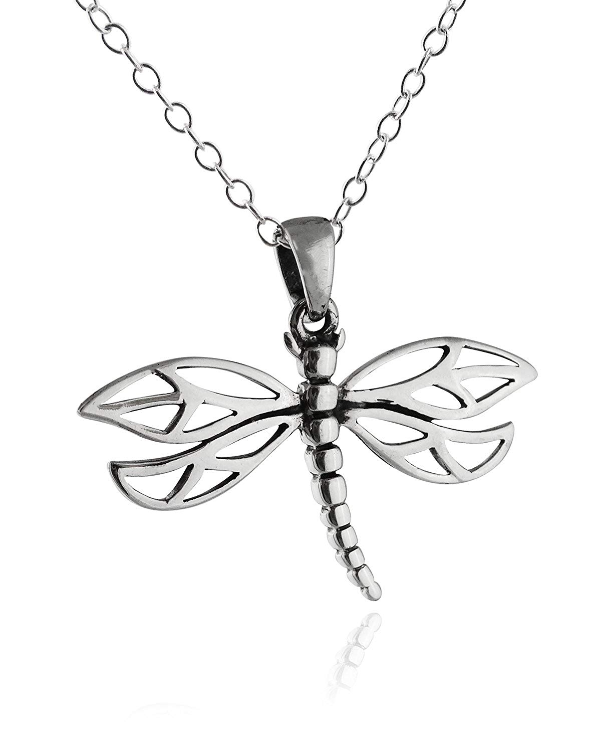 Cheap Large Dragonfly Pendant, Find Large Dragonfly Pendant Deals On With Most Recent Sparkling Dragonfly Y  Necklaces (View 8 of 25)