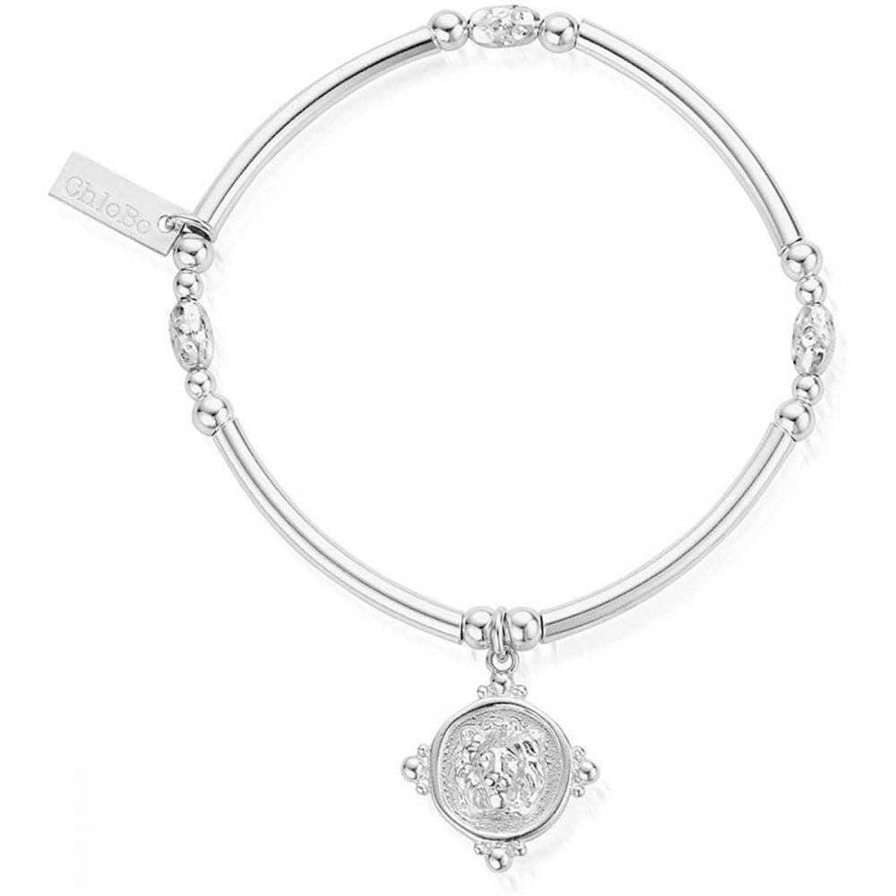 Chlobo Ariella Lioness Signet Bracelet Regarding Most Recent Sparkling Lioness Heart Pendant Necklaces (View 20 of 25)