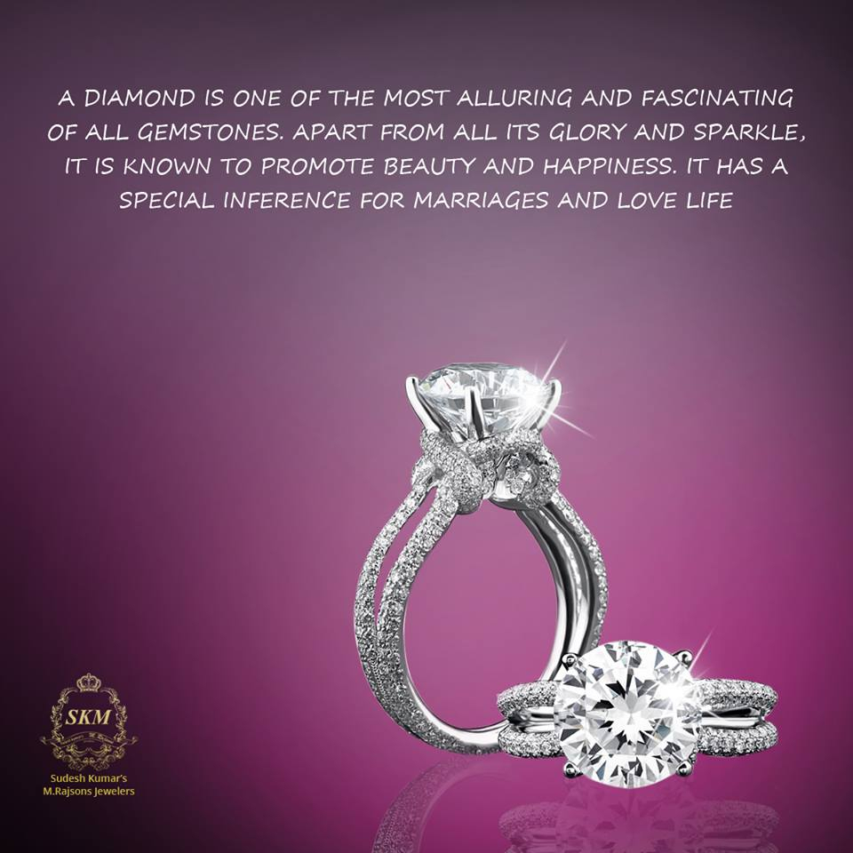 Choosing An Elegant Engagement Ring For Your Lady Love | Sudesh Regarding Newest Elegant Sparkle Rings (View 4 of 25)