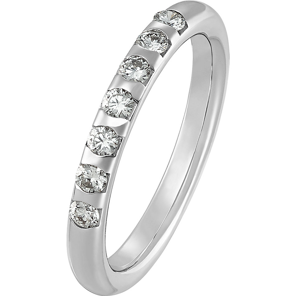 Christ Diamonds Damenring 87496961 With Regard To Newest Polished & Sparkling Hearts Open Rings (View 13 of 25)