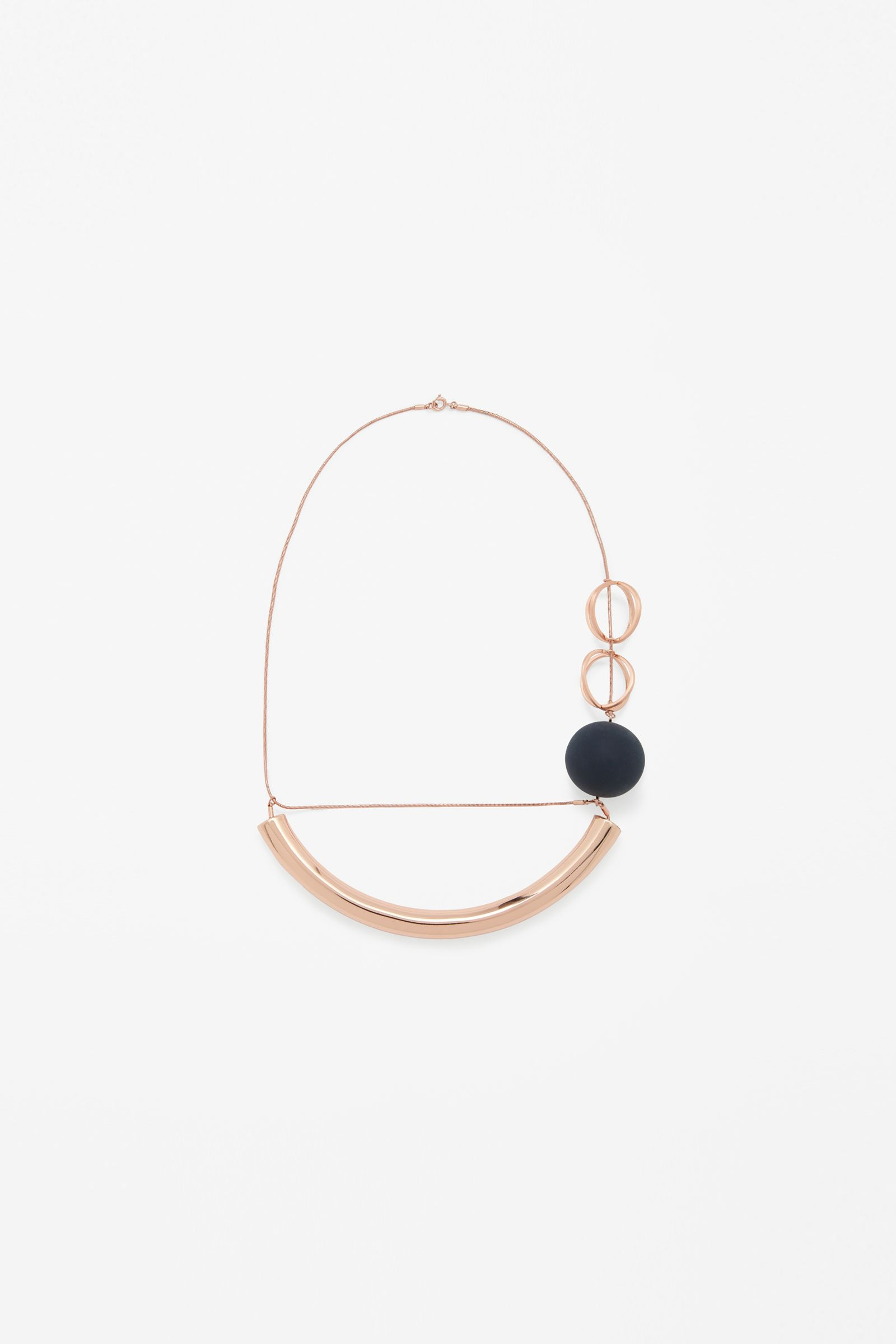 Cos | Geometric Necklace | Want This | Jewelry, Geometric Necklace Inside 2019 Geometric Lines Necklaces (View 8 of 25)