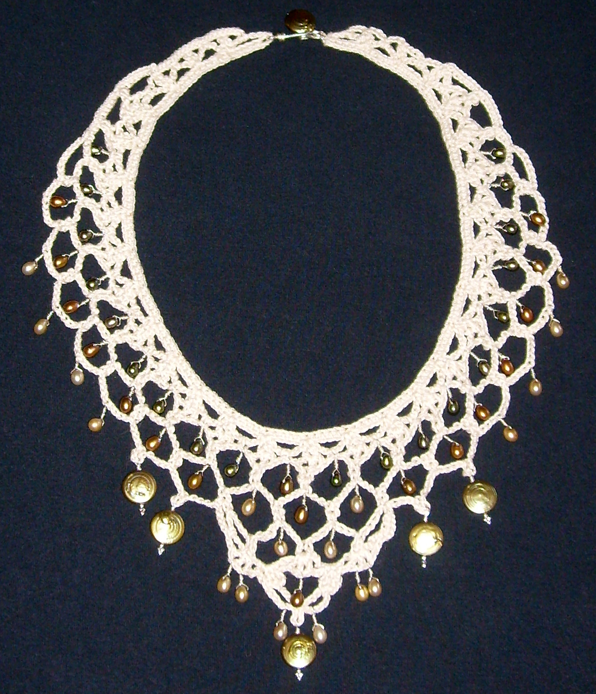 Cultured Freshwater Pearls – Wikipedia With Regard To Most Current Freshwater Cultured Pearls & Beads Necklaces (View 15 of 25)