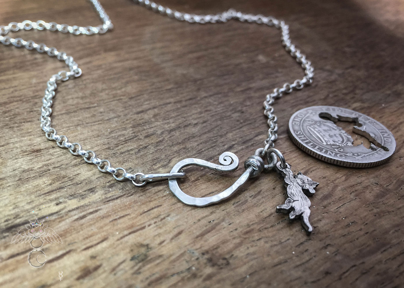 Curious Kitten Chain Regarding Best And Newest Silver Chain Necklaces (View 7 of 25)