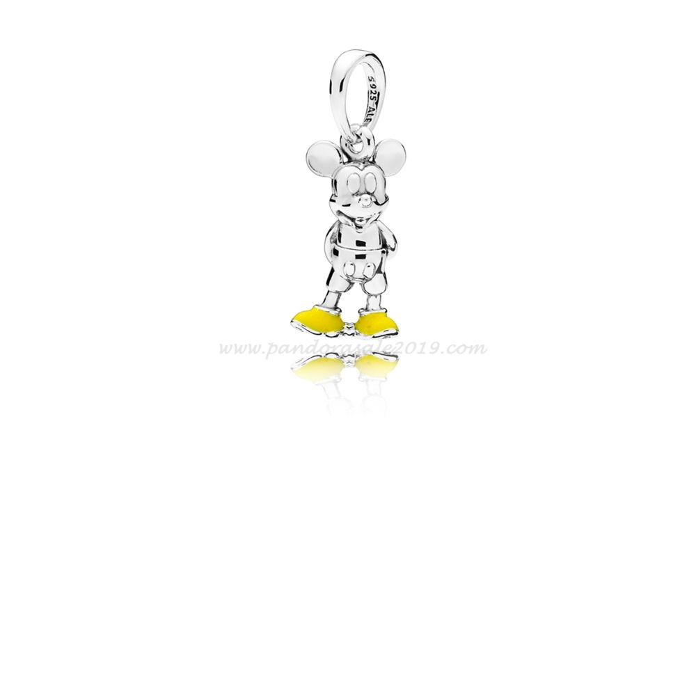 Discount Pandora Jewelry 2019 For Sale Within Most Popular Disney Classic Mickey Pendant Necklaces (View 2 of 25)