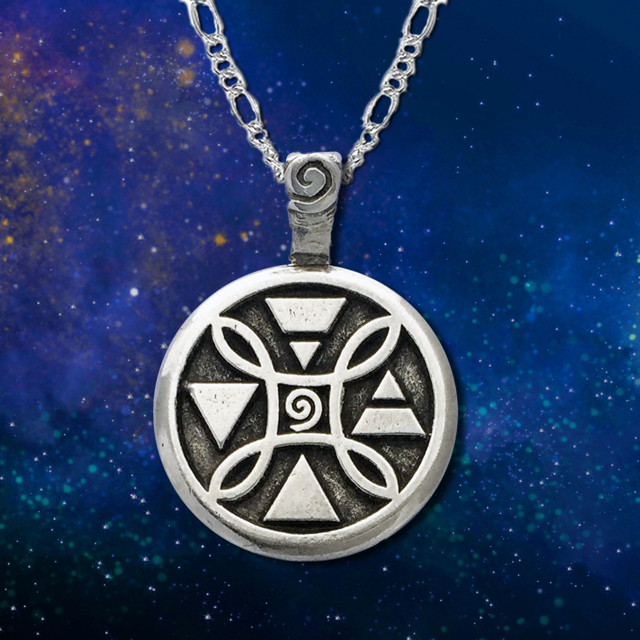 Elements Pendant – Deva Designs – Joyful Gifts And Jewelry To For Most Recently Released Twinkling Christmas Tree Locket Element Necklaces (View 18 of 25)