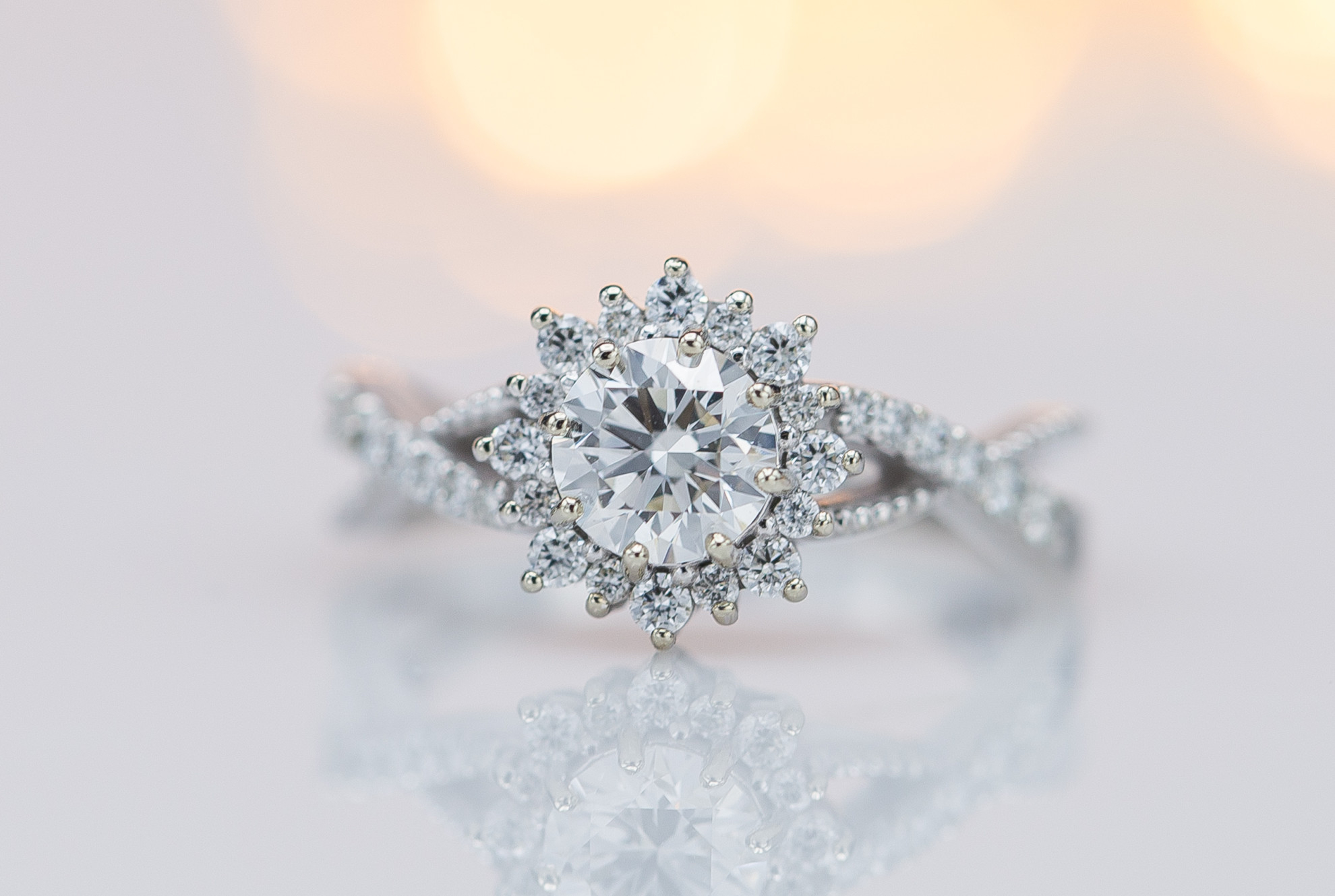 Engagement Ring Setting: What's Your Style? – International Gem Society Pertaining To Most Current Classic Sparkle Halo Rings (Gallery 21 of 25)