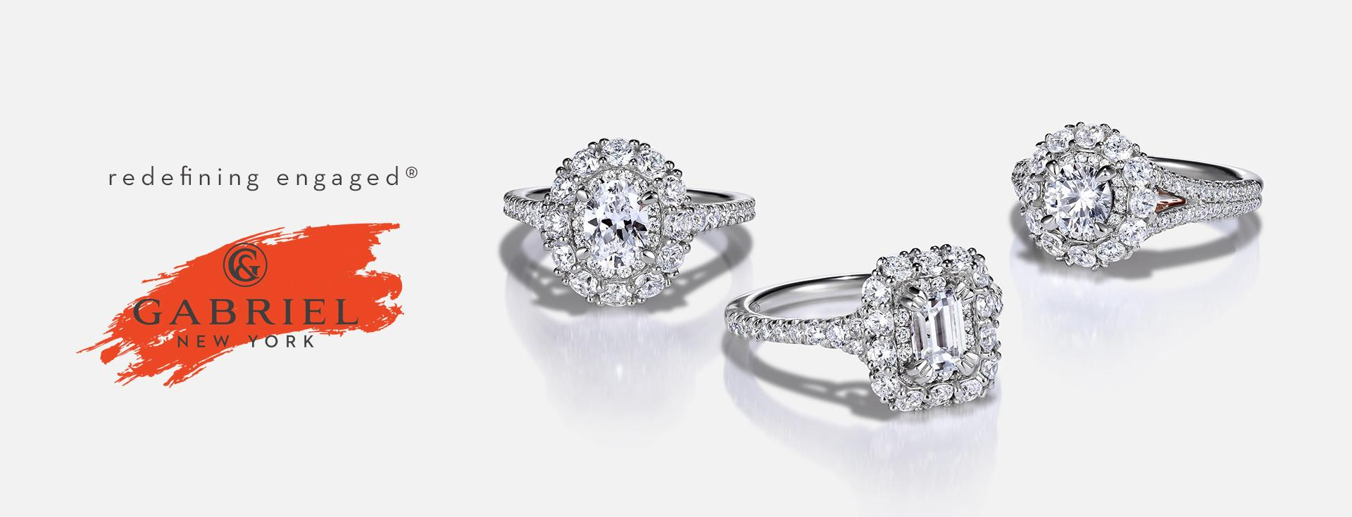 Engagement Rings & Diamond Jewelry In Orem, Sandy & Murray In Recent Diamond Station Anniversary Bands In Rose Gold (Gallery 20 of 25)