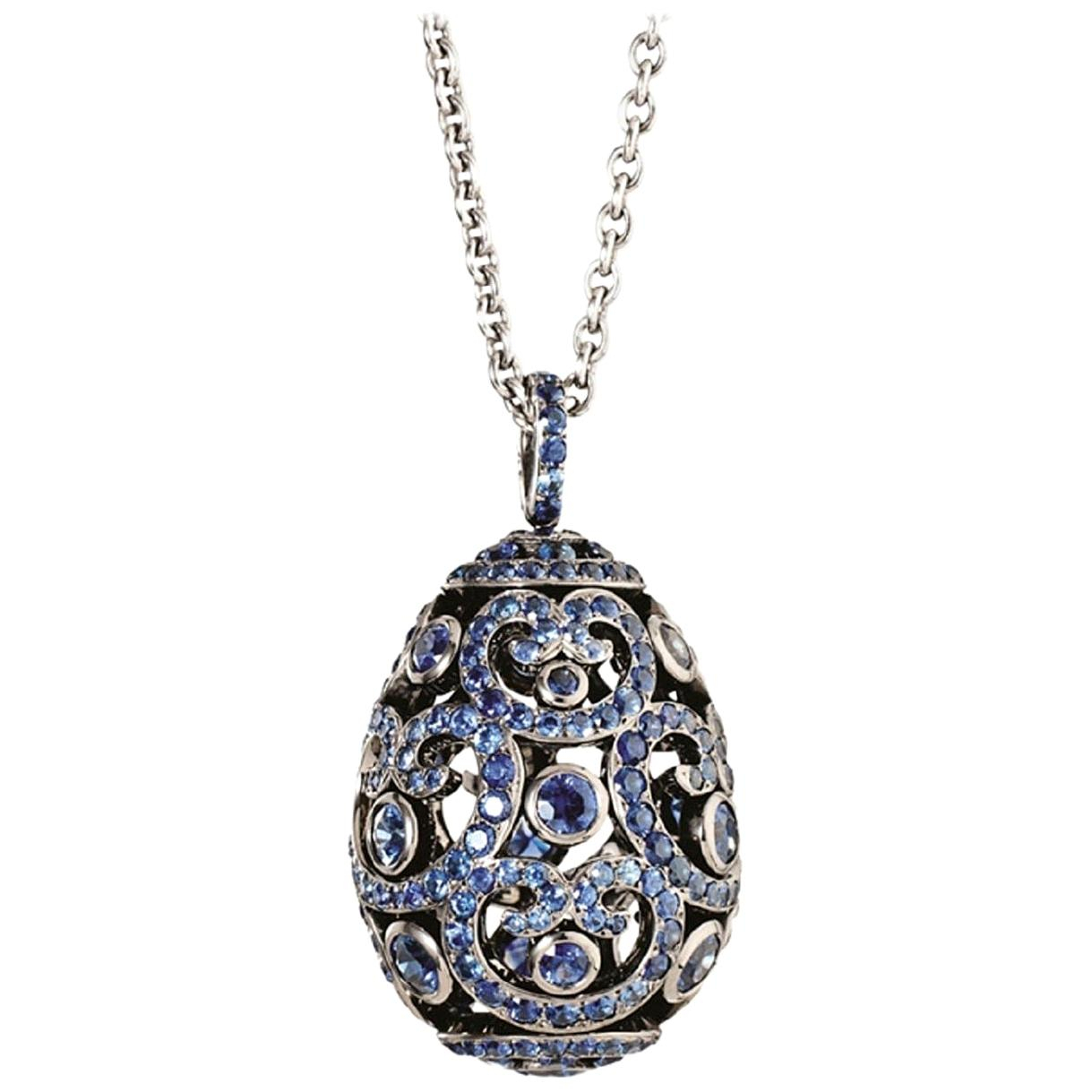 Faberge Jewelry & Watches: Brooches, Rings & More – For Sale At 1Stdibs Throughout Best And Newest Purple Ladybird Locket Element Necklaces (View 7 of 25)