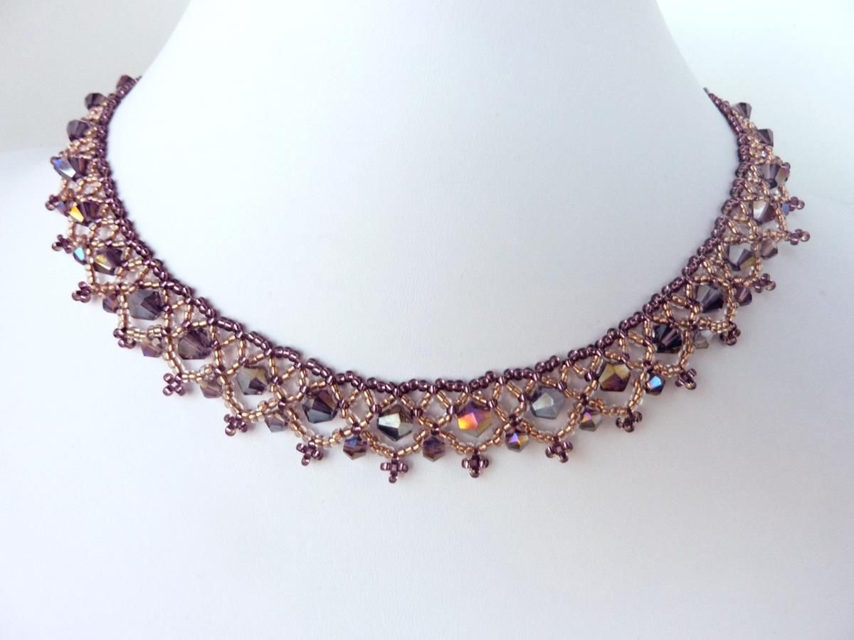 Featured Photo of Sparkling Pattern Necklaces
