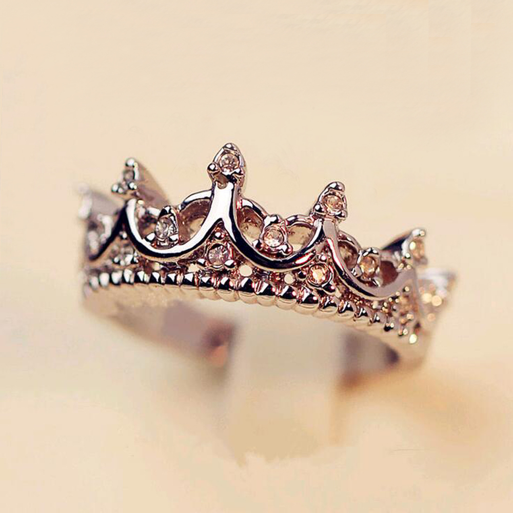 Free Rings Promo Eligible Crown Ring Within Most Recent Princess Tiara Crown Rings (View 9 of 25)