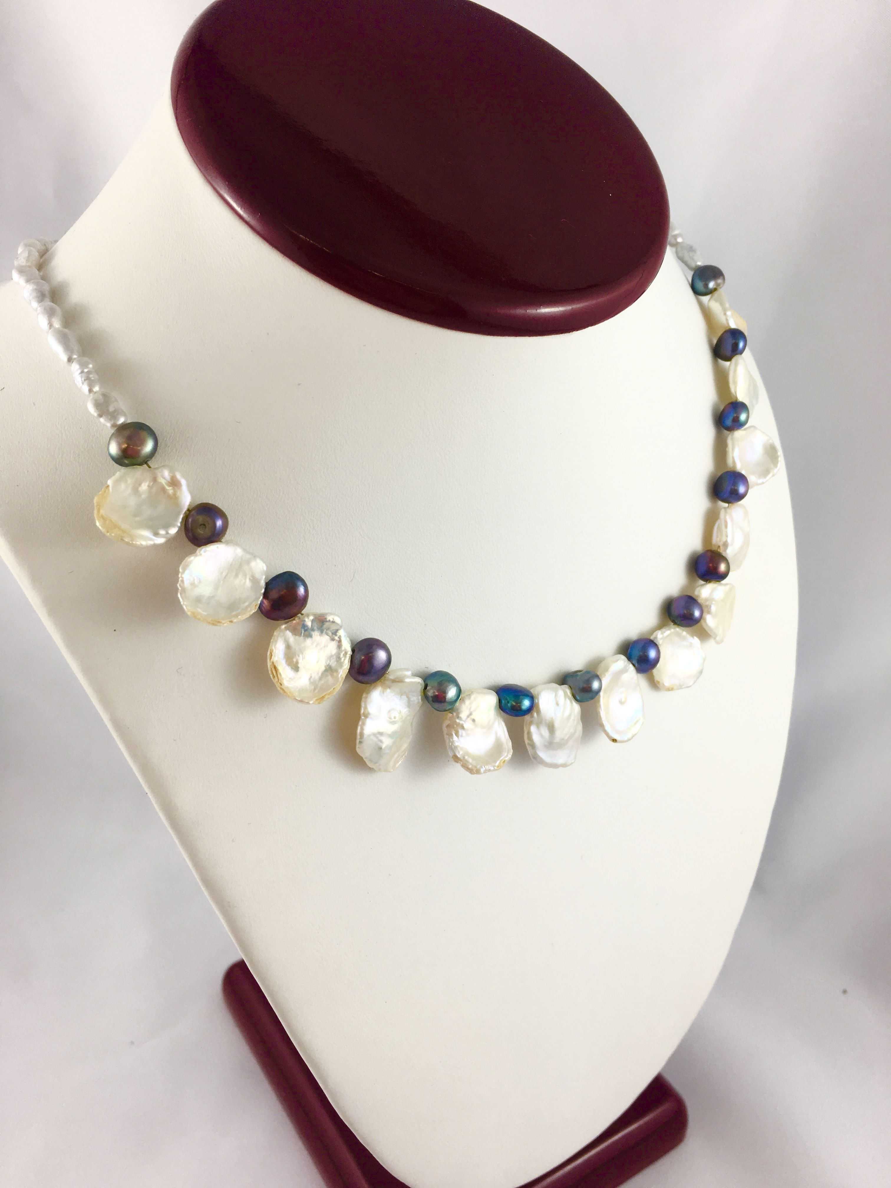 Featured Photo of Freshwater Cultured Pearls & Beads Necklaces