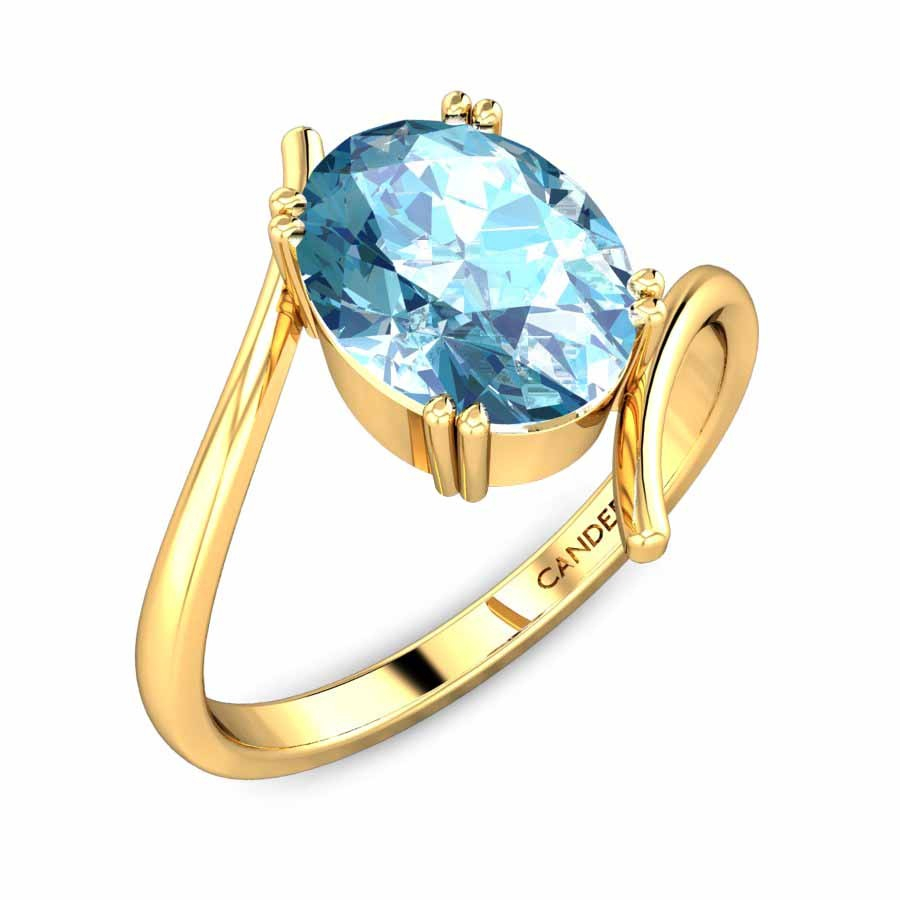 Gemstone Rings – Buy Latest Design Of Gemstone Rings For Women With Regard To Most Popular Trust Your Tribe Girl Power Rings (View 6 of 25)