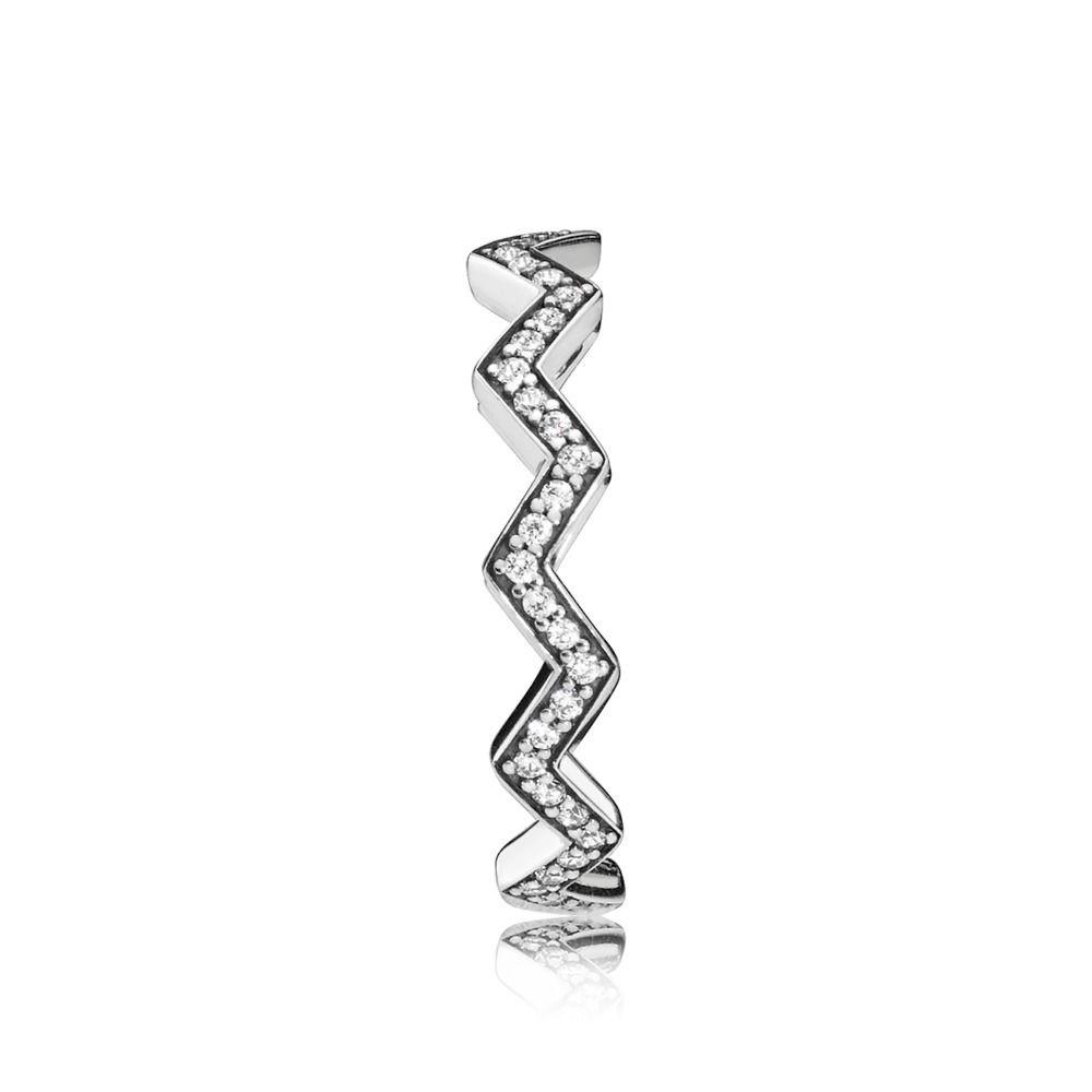 Geschäft Billig Pandora Ringe Shimmering Zigzag Ring Outlet Verkauf In 2017 Shimmering Zigzag Rings (View 5 of 25)