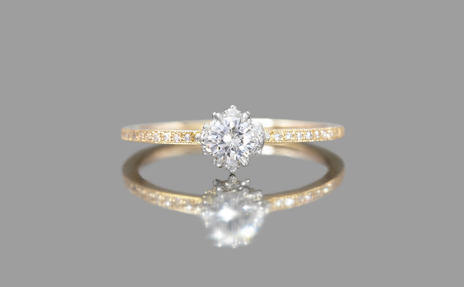Heart & Cupid Ring Supreme For 2017 Pavé Hearts Band Rings (Gallery 11 of 25)